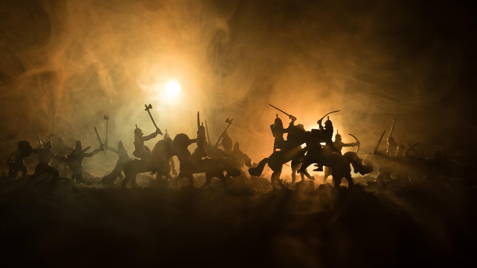L'espiritualitat i la violència són antagònics?