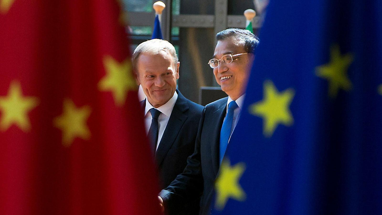 La UE i la Xina afronten amb dificultats el repte d'entendre's