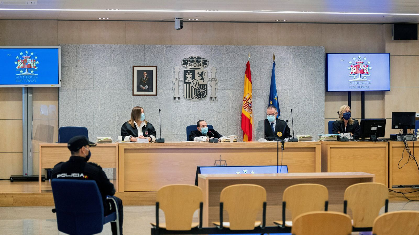 Tres certeses i dos dubtes del judici del 17-A