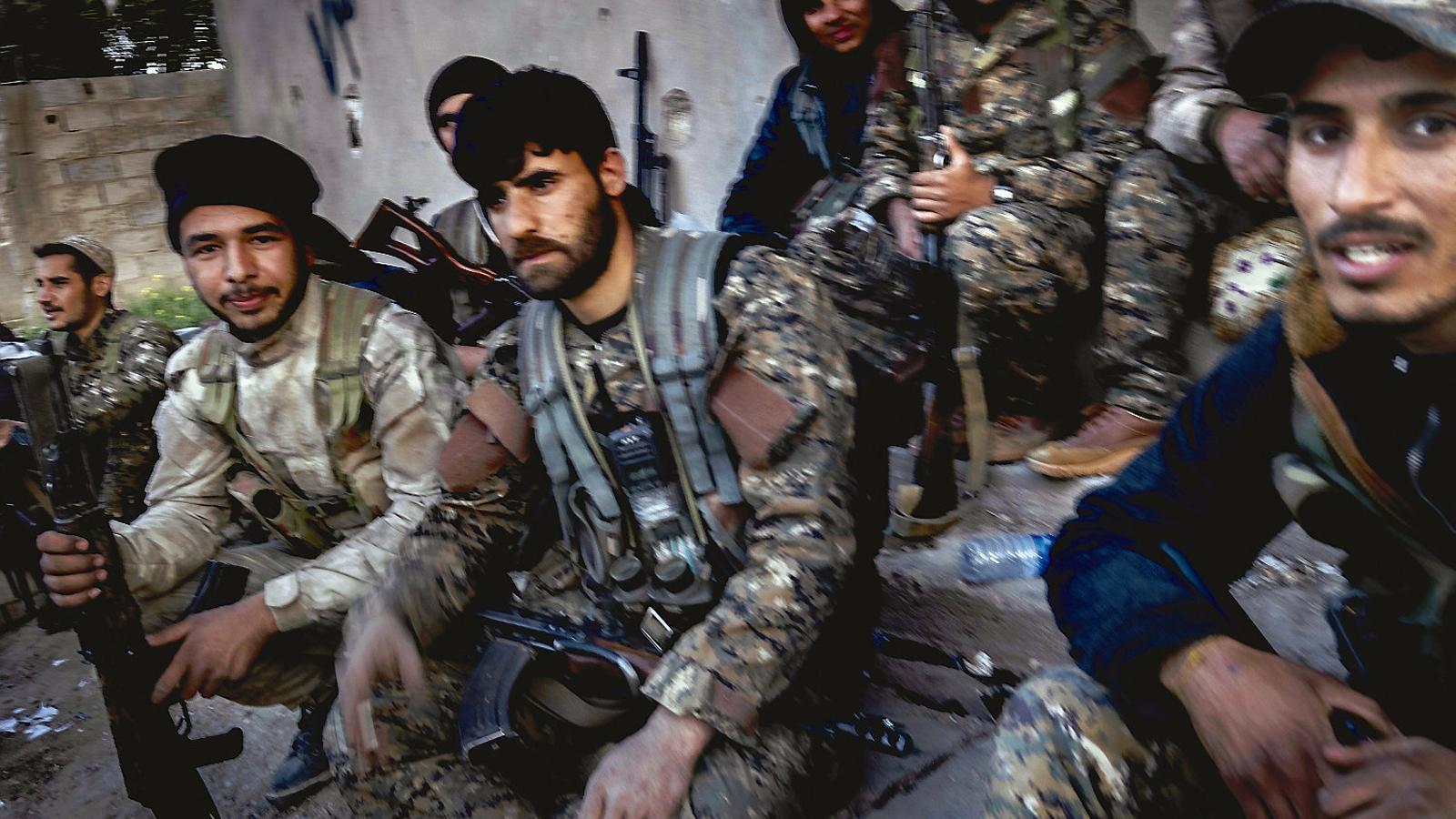 """Un del últims soldats de l'Estat Islàmic: """"No em penedeixo de res"""""""