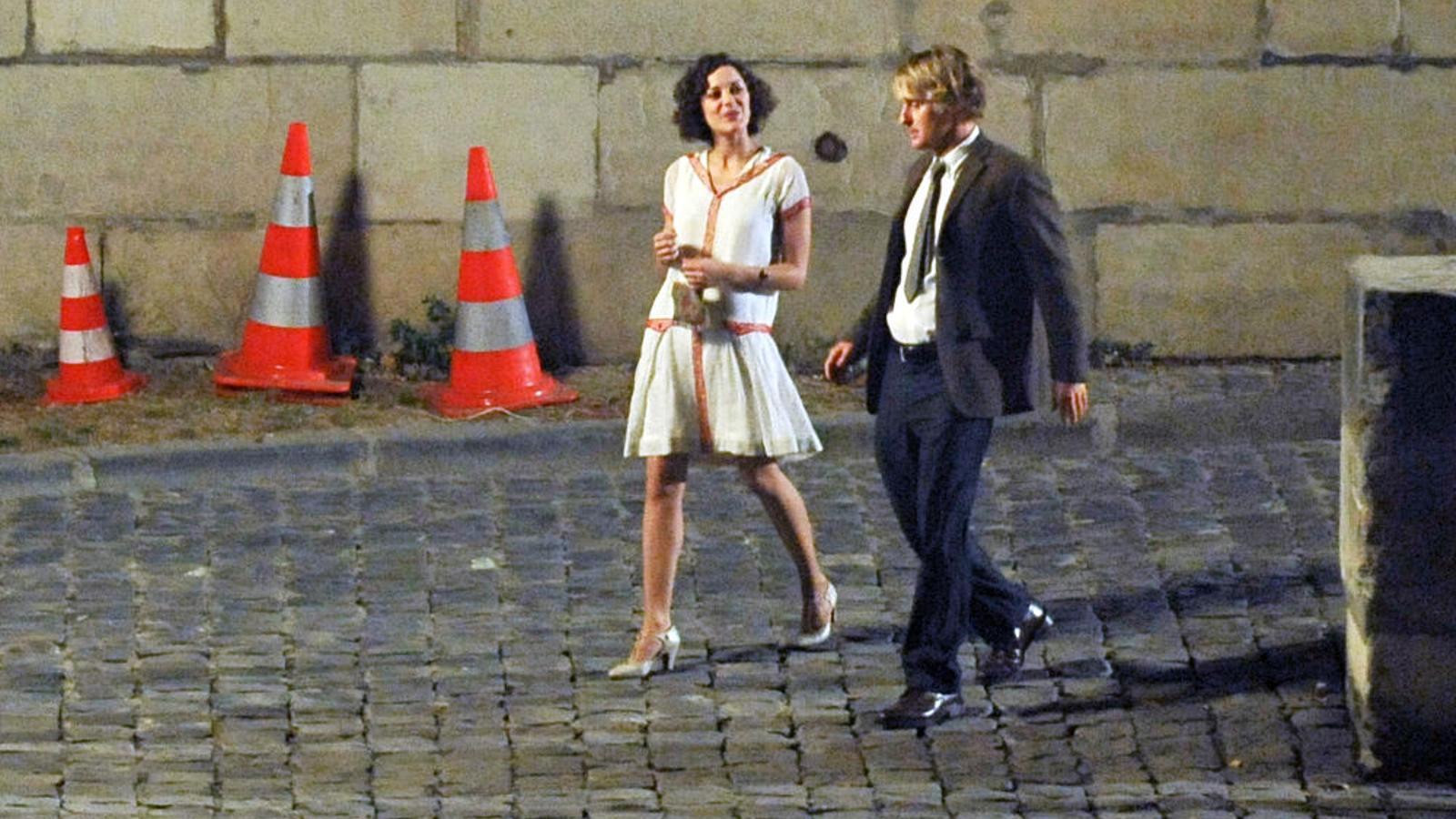 Trailer del nou film de Woody Allen 'Midnight in Paris'