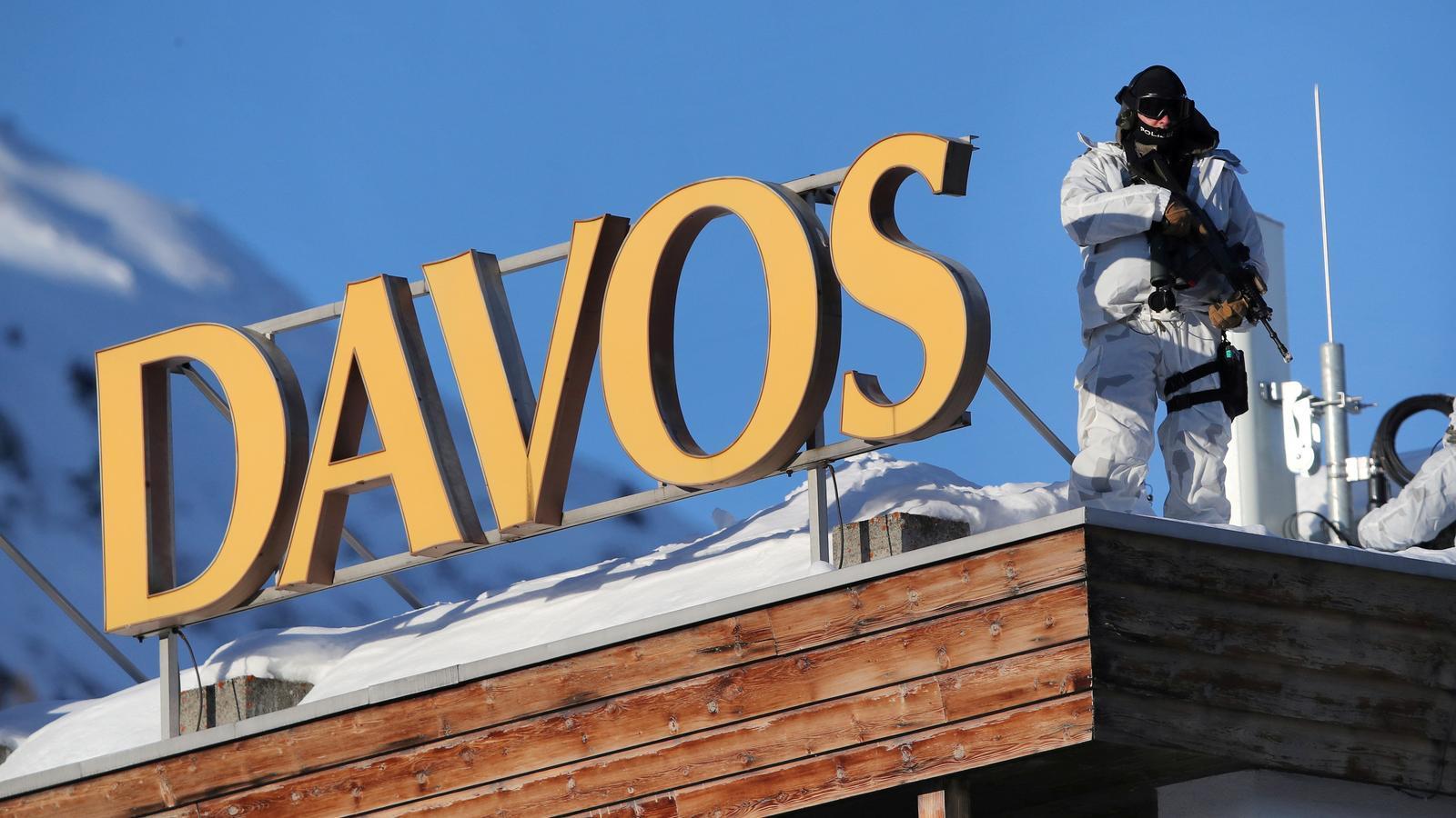 Greta Thunberg i Donald Trump es disputen el protagonisme de Davos