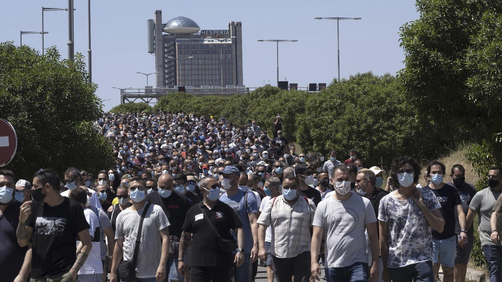 3.300 treballadors de Nissan al carrer i el govern espanyol aprova la renda mínima vital: les claus del dia amb Antoni Bassas (29/05/2020)
