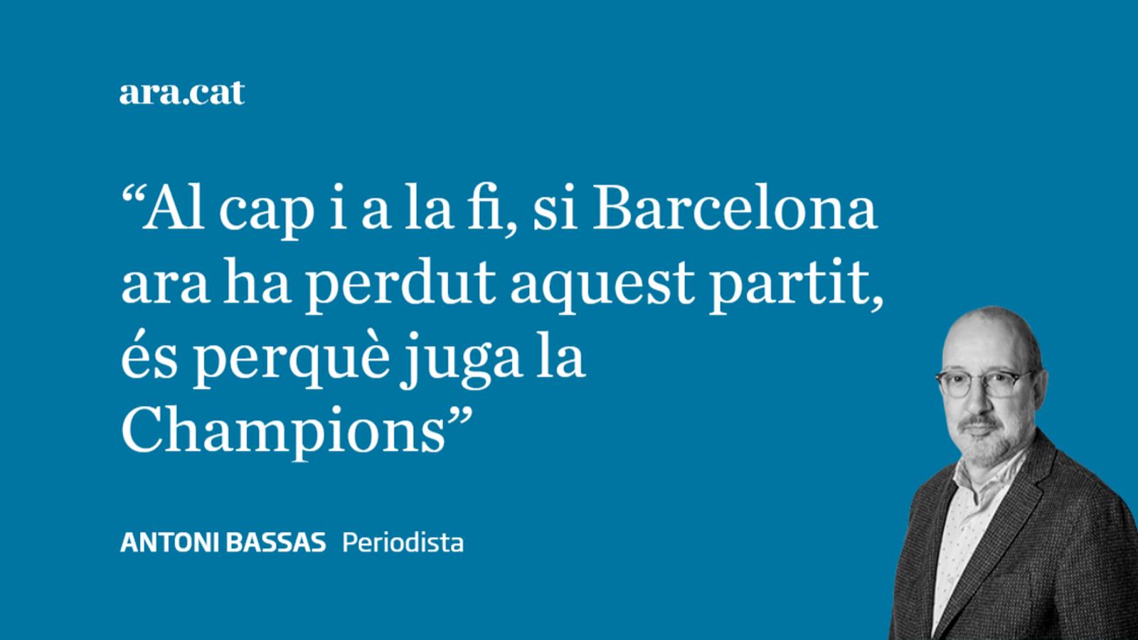 Apunts sobre un dia fosc a Barcelona