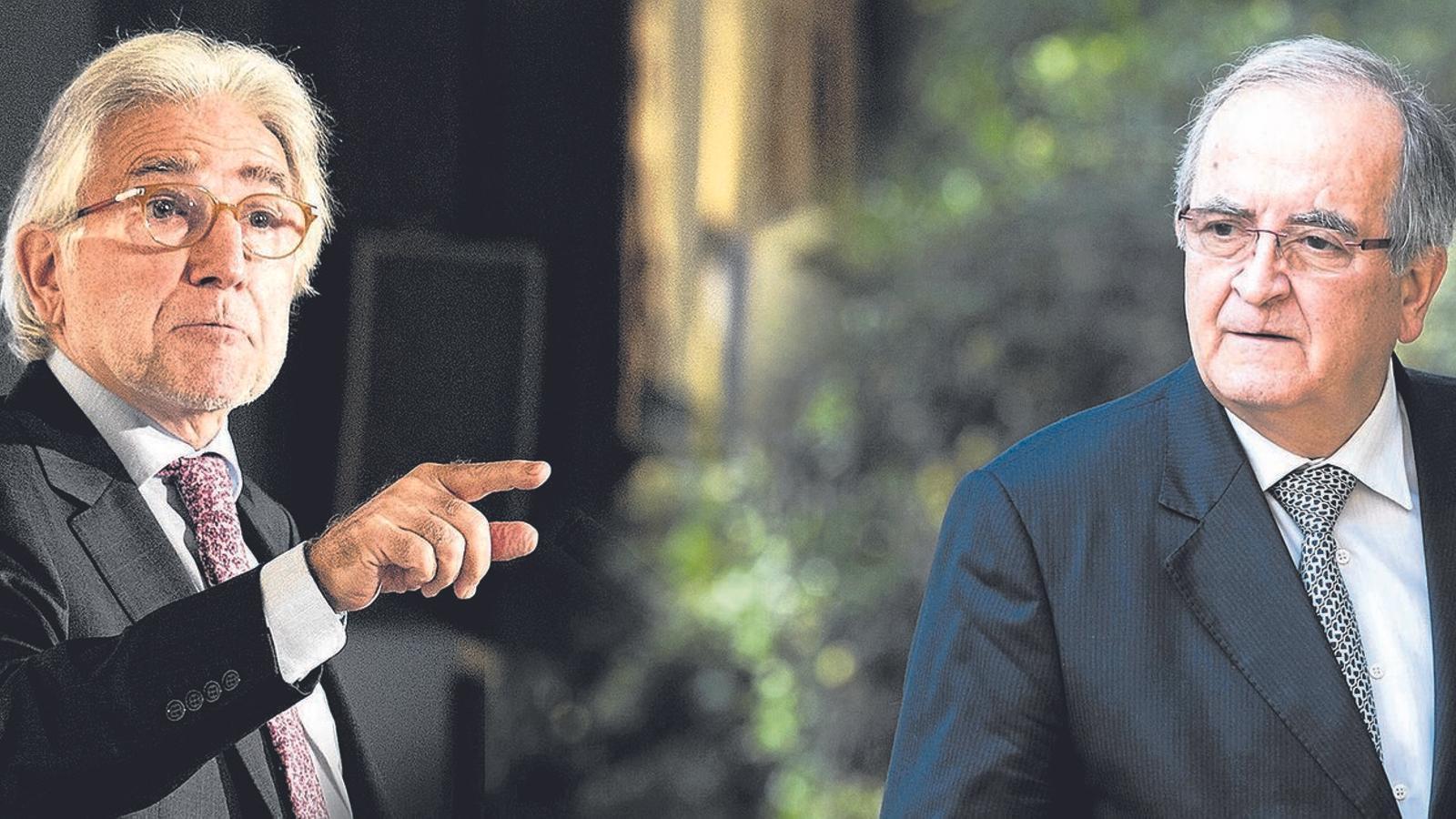 Principi d'acord entre Foment i Pimec per tancar un litigi històric