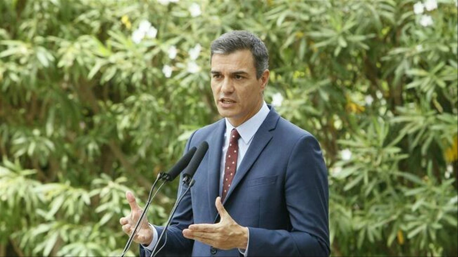 El president del Govern espanyol en funcions, Pedro Sánchez.