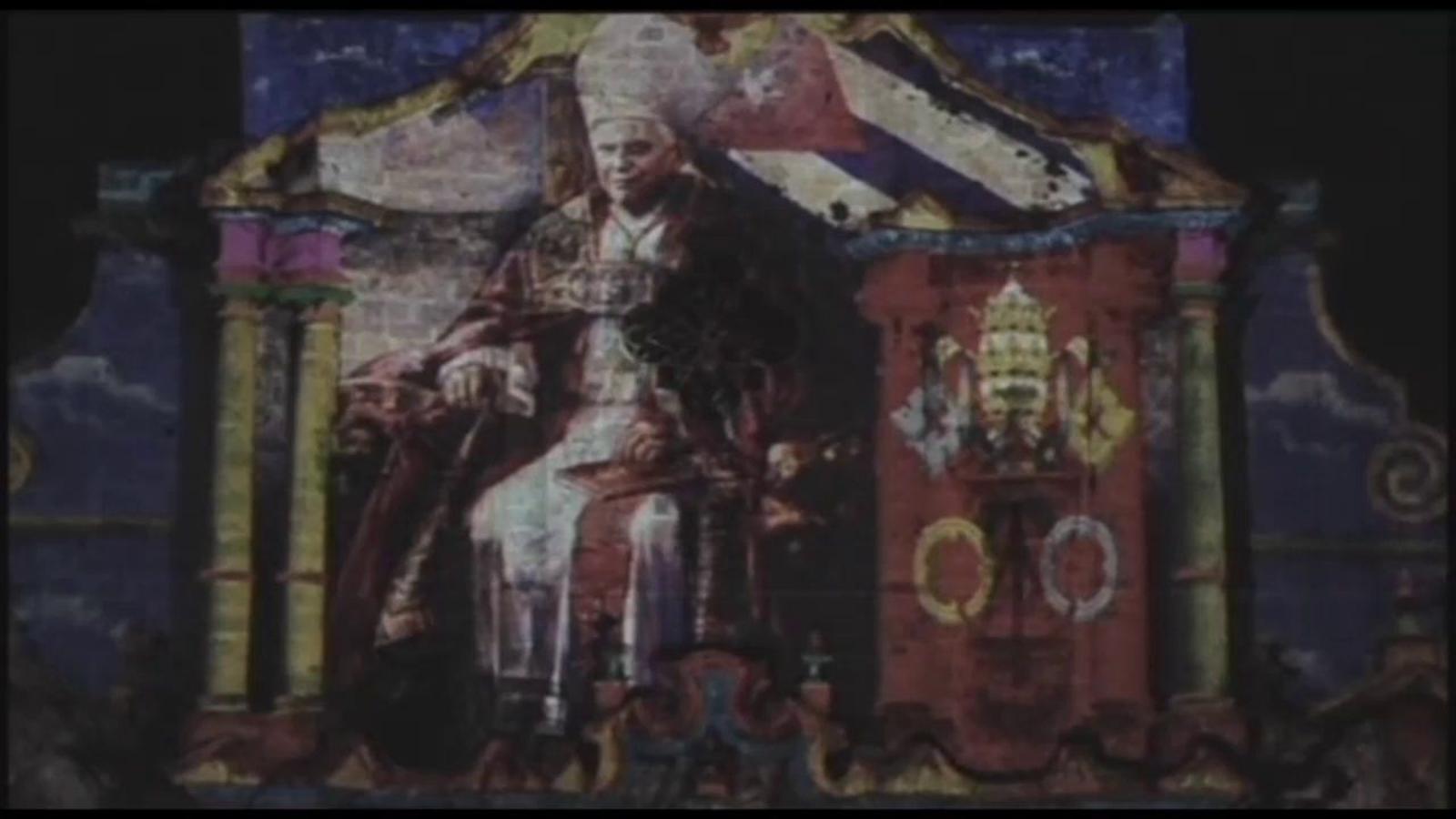 Cuba s'engalana per rebre Benet XVI