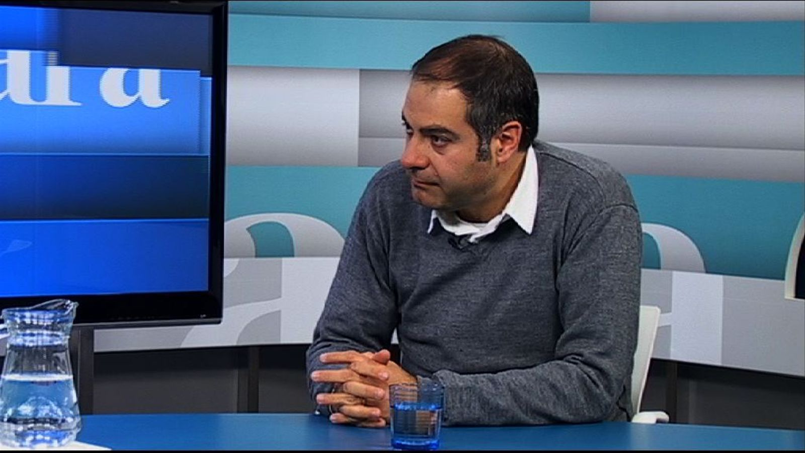 Toni Clapés, sobre els futurs periodistes: Hi ha molts professionals i poca demanda