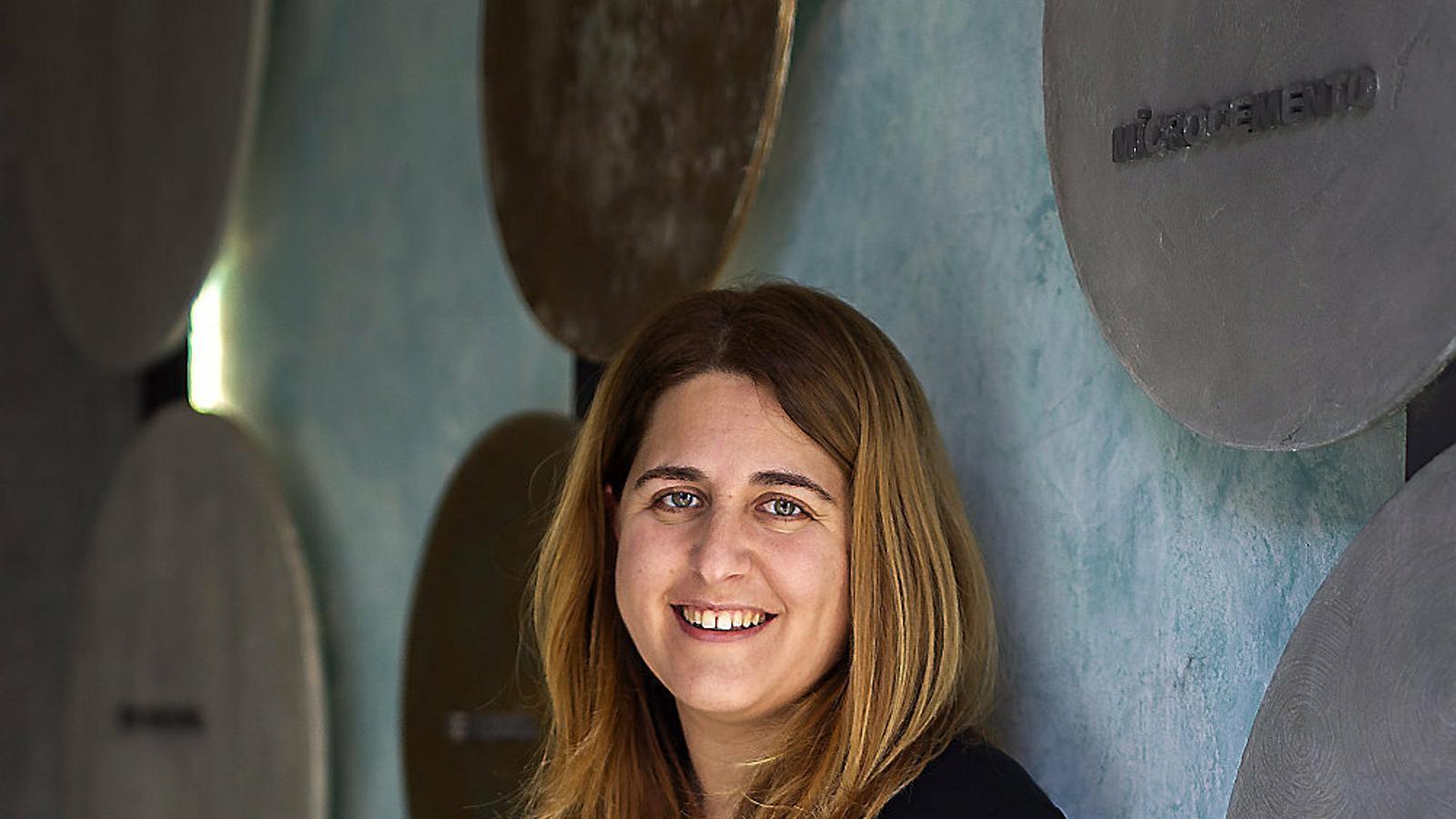 """Marta Pascal: """"Molta gent dins   Del PDECat té   Por de discrepar de Puigdemont"""""""