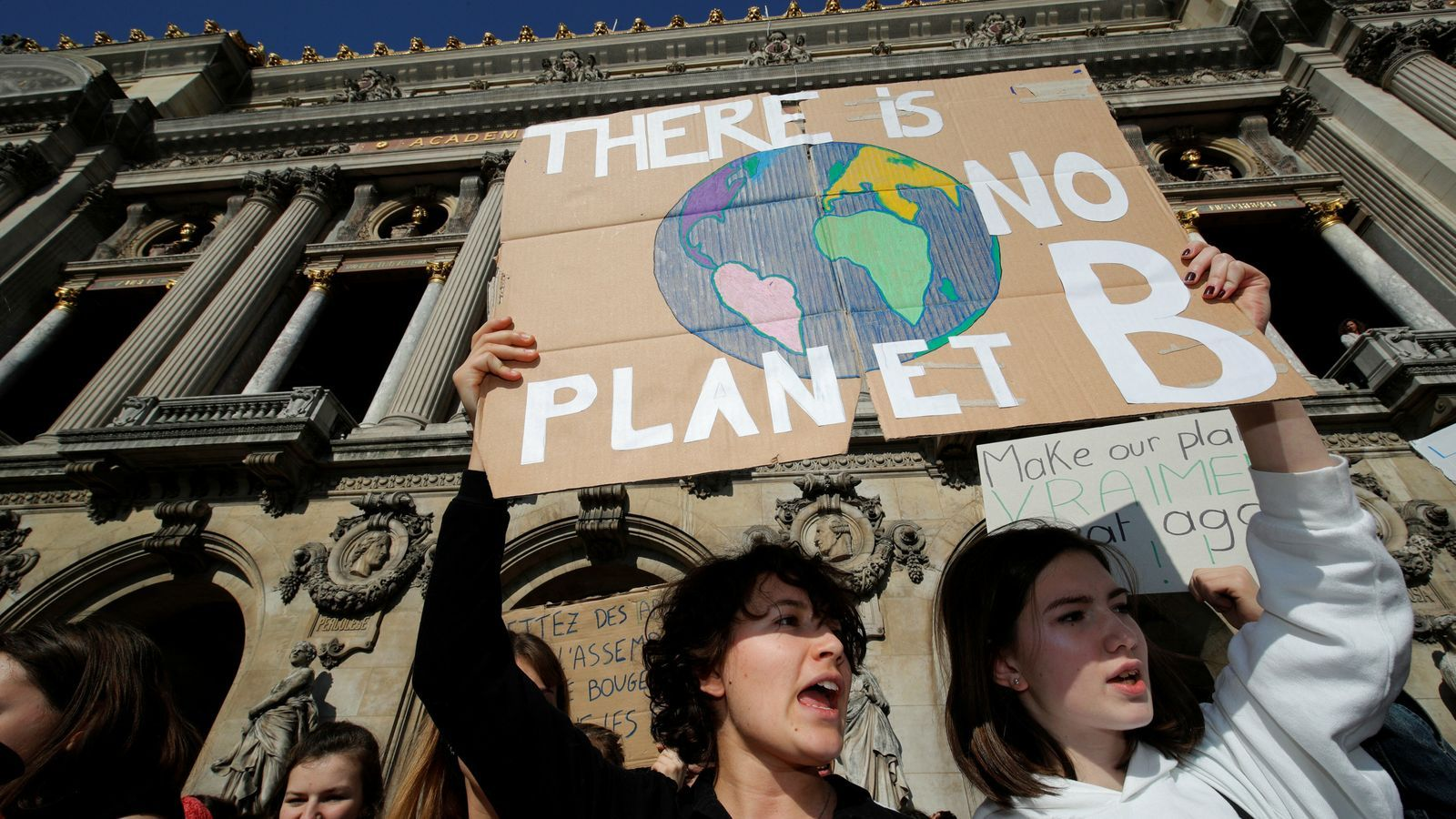 Els divendres contra el canvi climàtic arriben a Barcelona