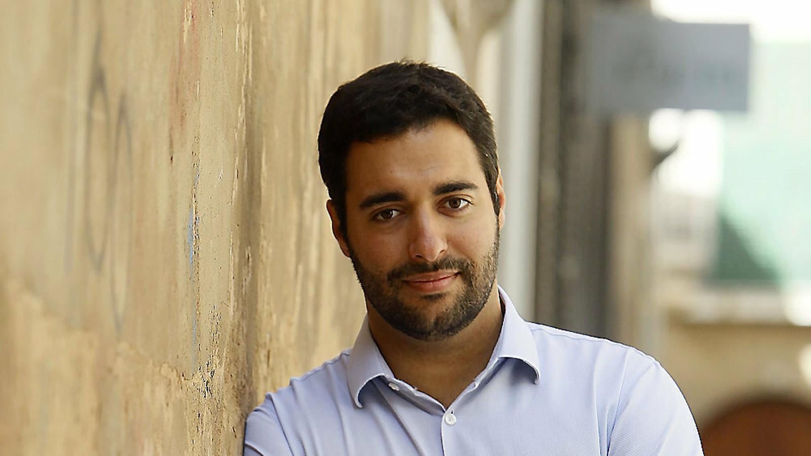 Rafel Jordà, format a Barcelona, reivindica el talent que hi ha aquí  i reclama destinar els recursos realment on faci falta.