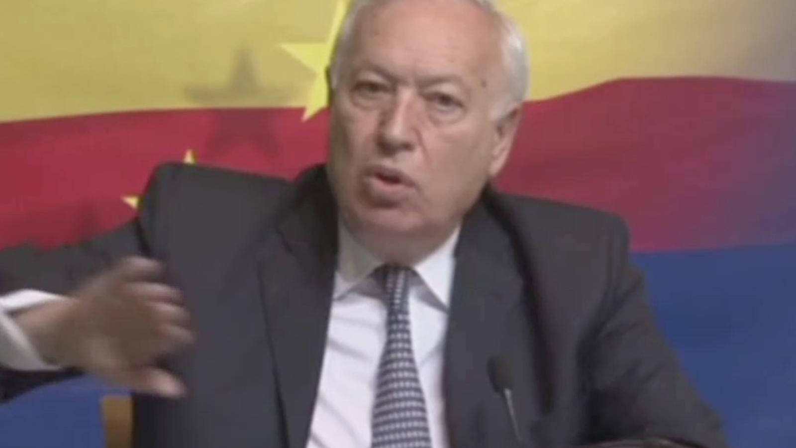 El ministre d'Exteriors espanyol critica Argentina en la trobada de cancellers de la UE