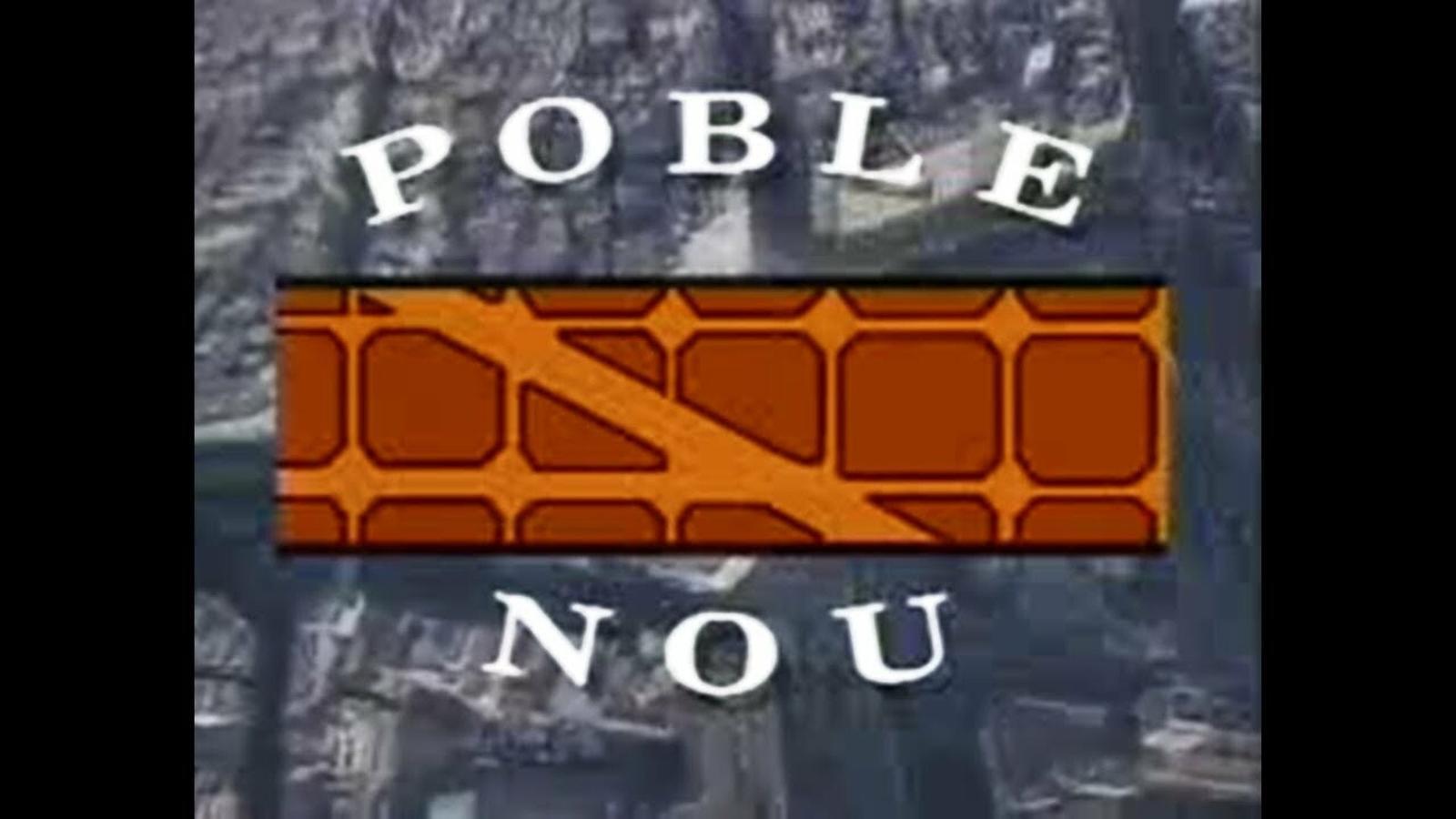 'Poble Nou', la primera sèrie produïda per TV3