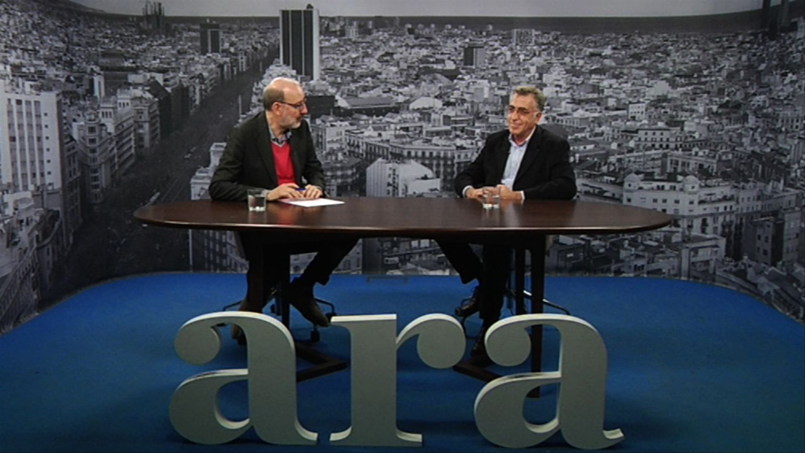 Entrevista d'Antoni Bassas a Jordi Ardèvol