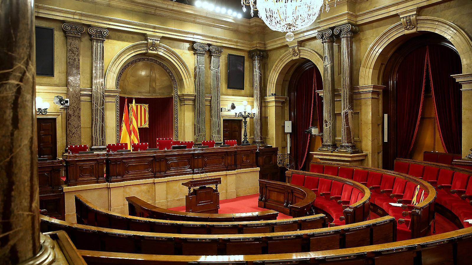 El Parlament ha de prendre avui una decisió sobre Torra.