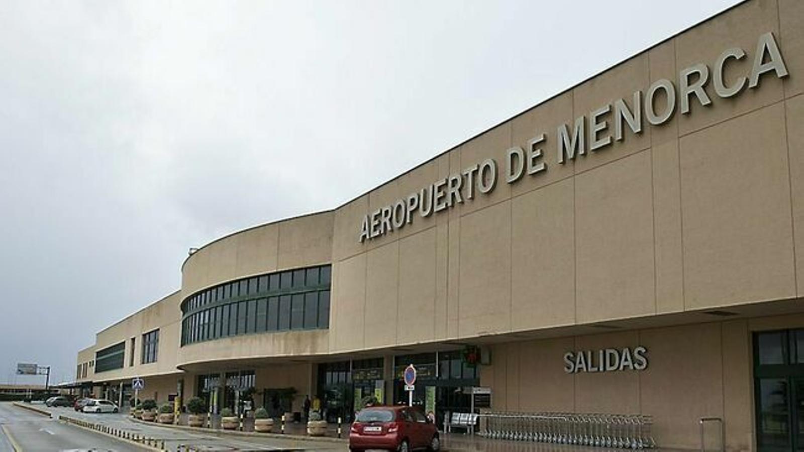 L'aeroport de Menorca és el millor d'Europa en la categoria d'entre dos i cinc milions de viatgers