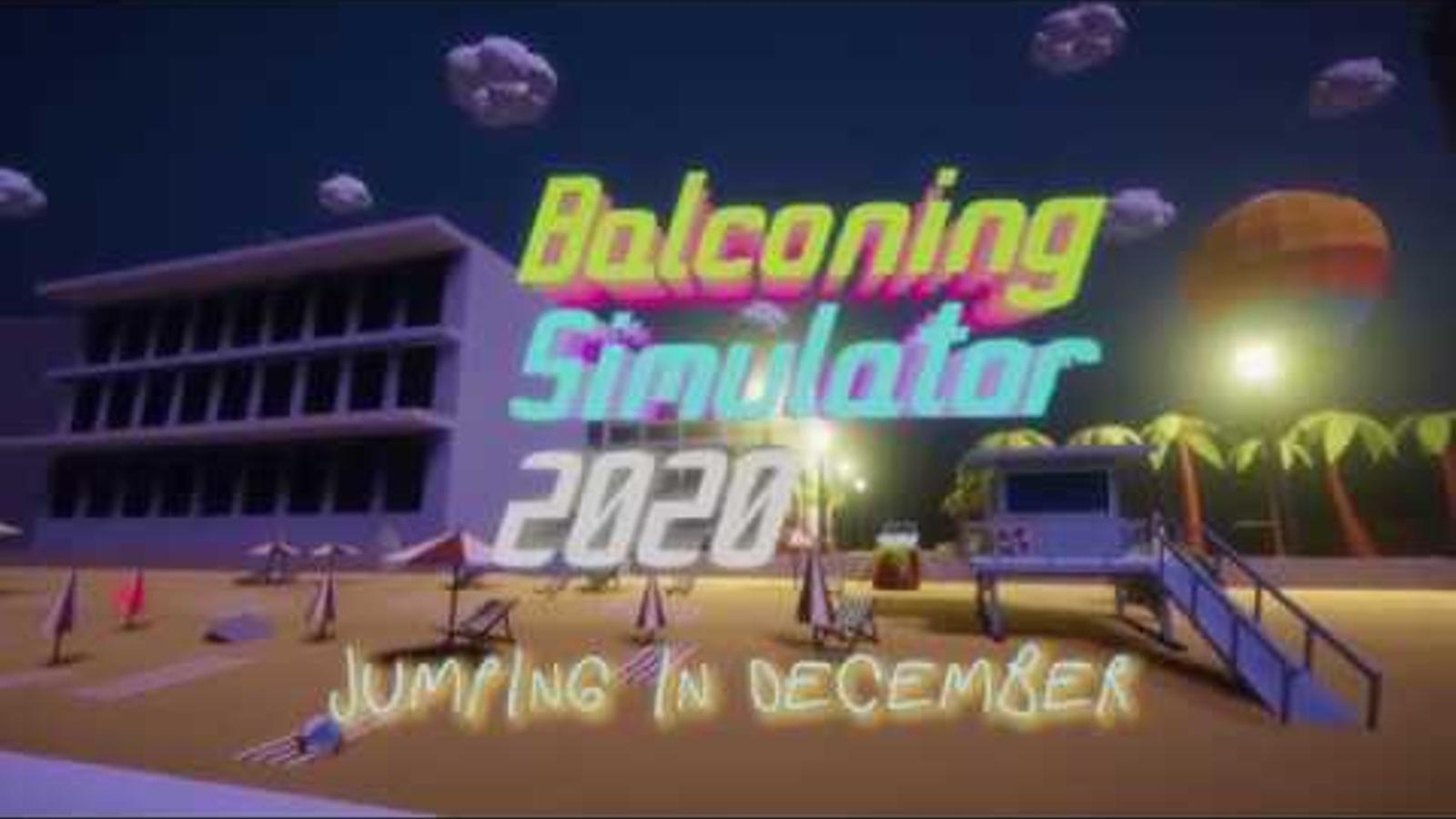 El videojoc sobre el 'balconing'