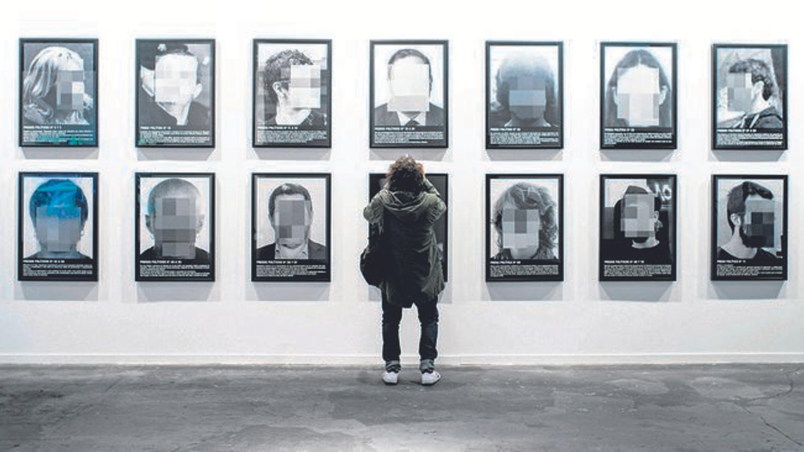 El Museu de Lleida exposarà l'obra censurada a Arco a partir del 7 de març