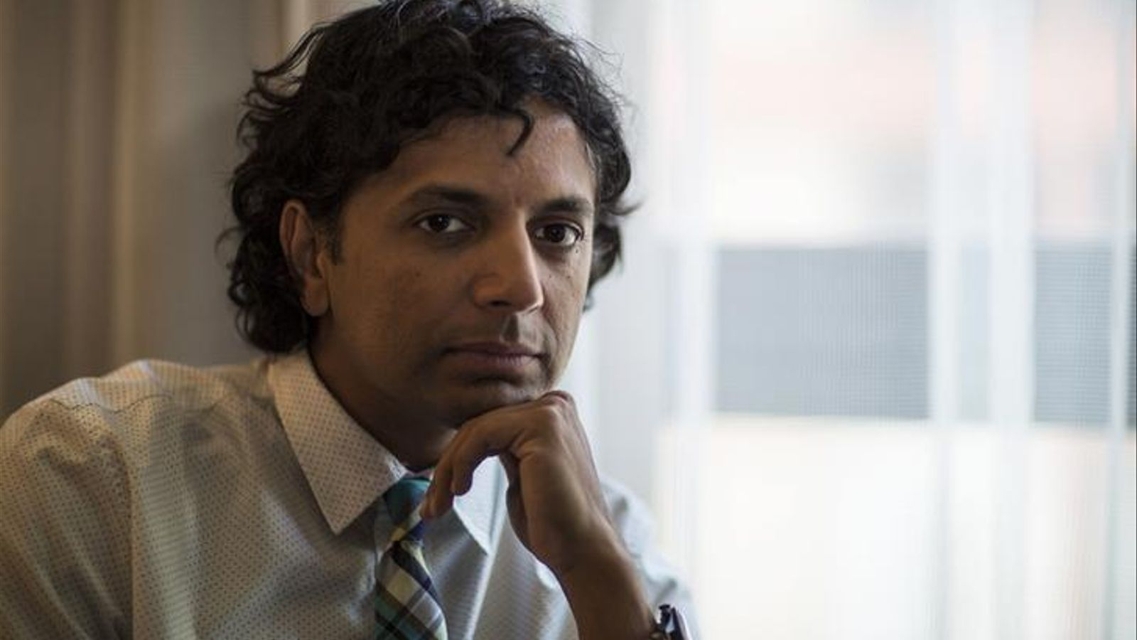 El director M. Night Shyamalan