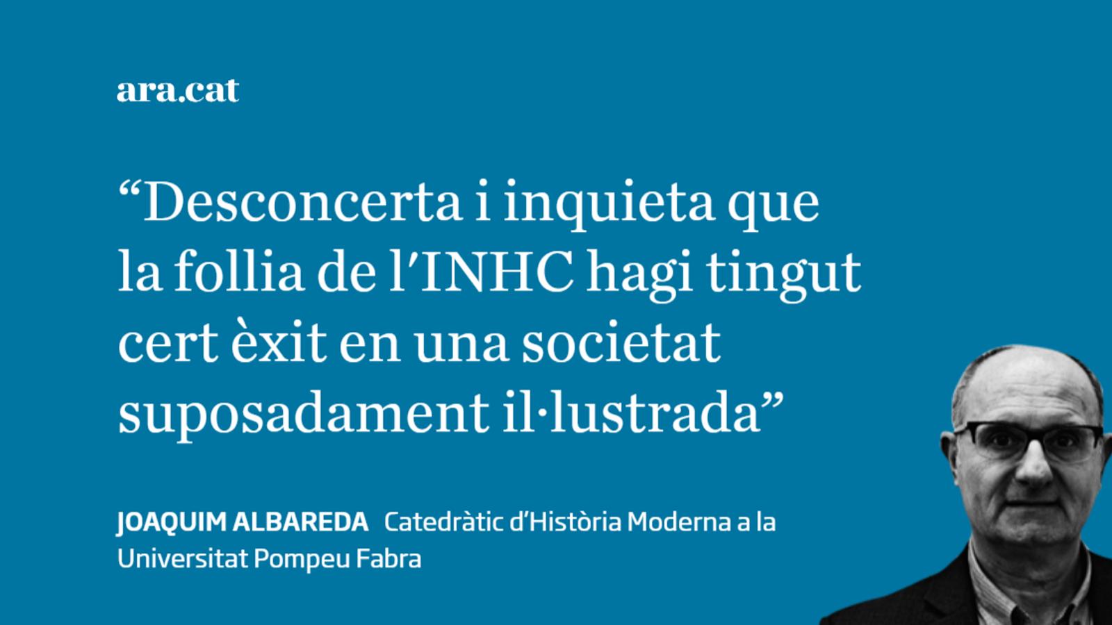 L'Institut Nova Història de Catalunya: fàbrica de 'fake news'