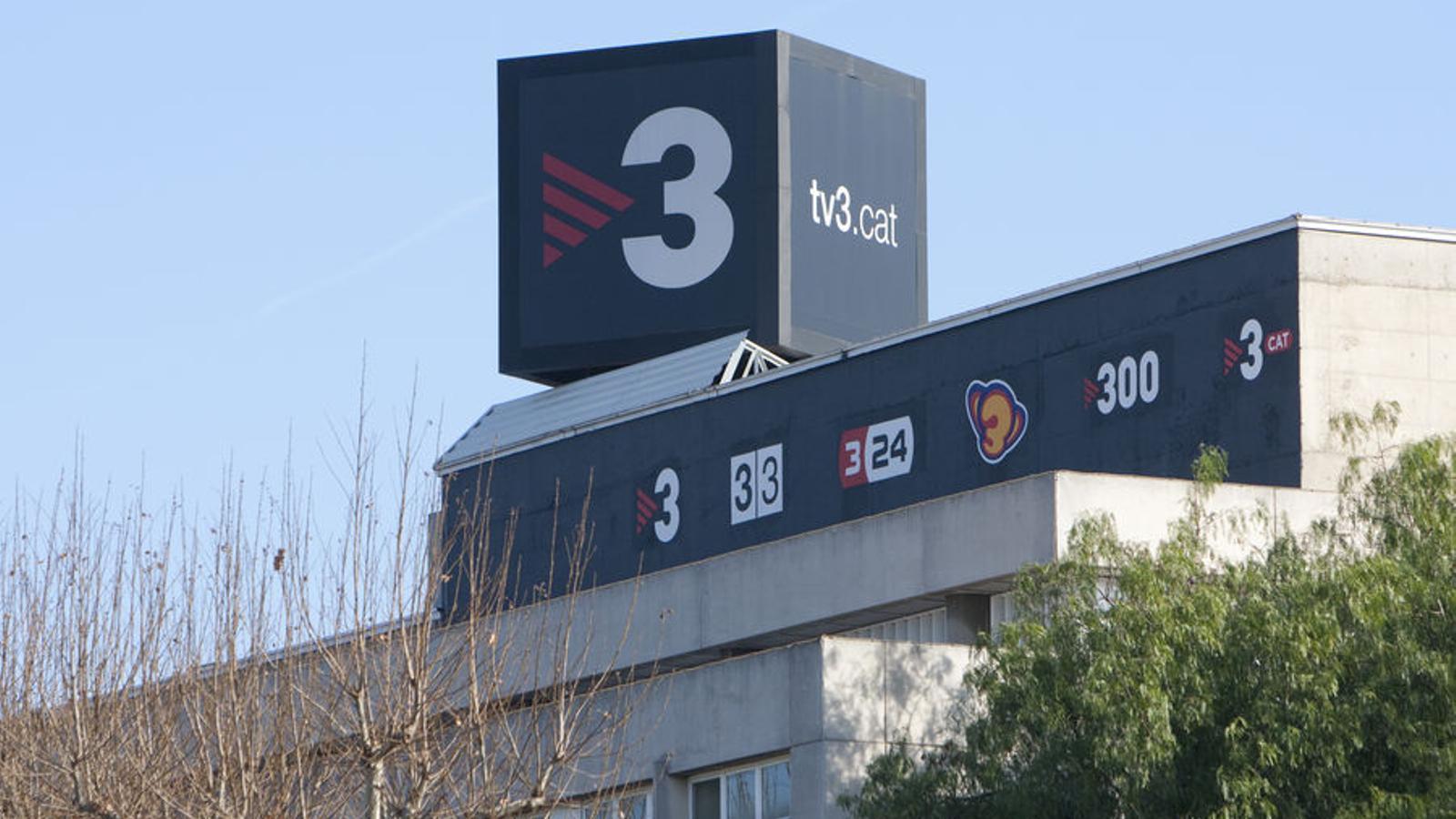 TV3 ha vist reduïda la seva oferta de canals els darrers anys