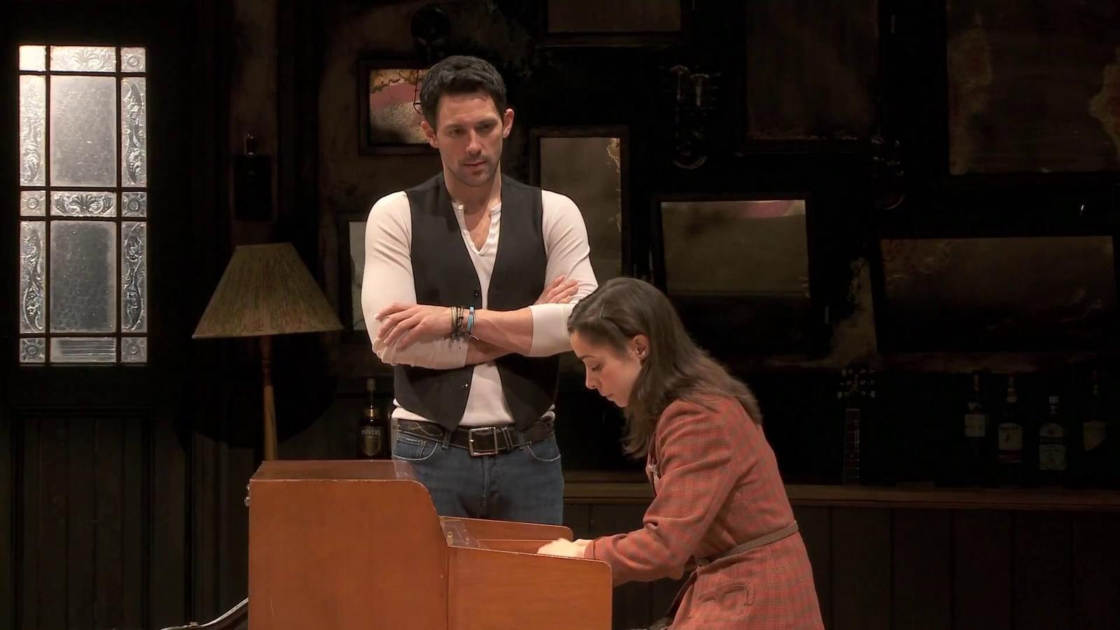 Vídeo del musical de Broadway 'Once'