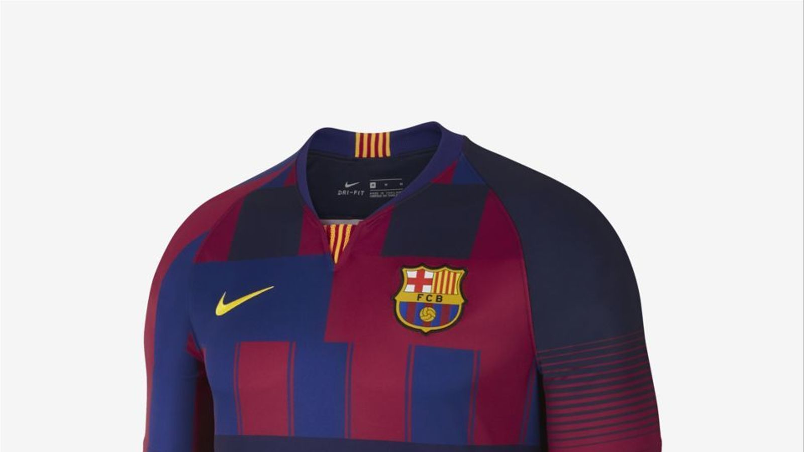 La samarreta especial de Nike