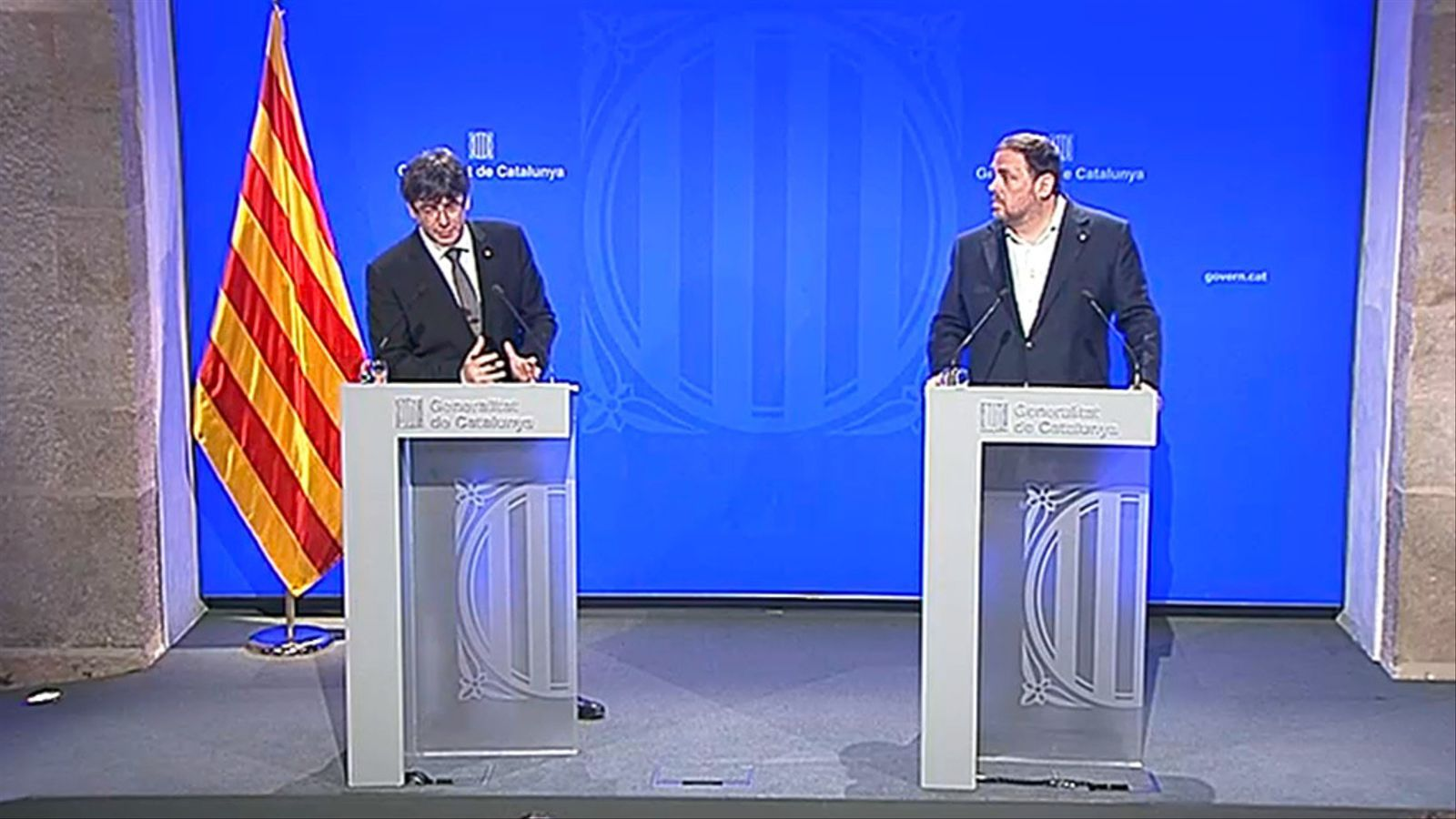 L'anàlisi d'Antoni Bassas: 'Crisi de govern, estat d'excepció'
