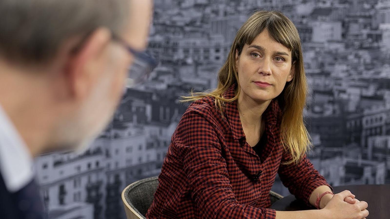 """Albiach: """"ERC està demostrant que no vol ser una força d'esquerres"""""""