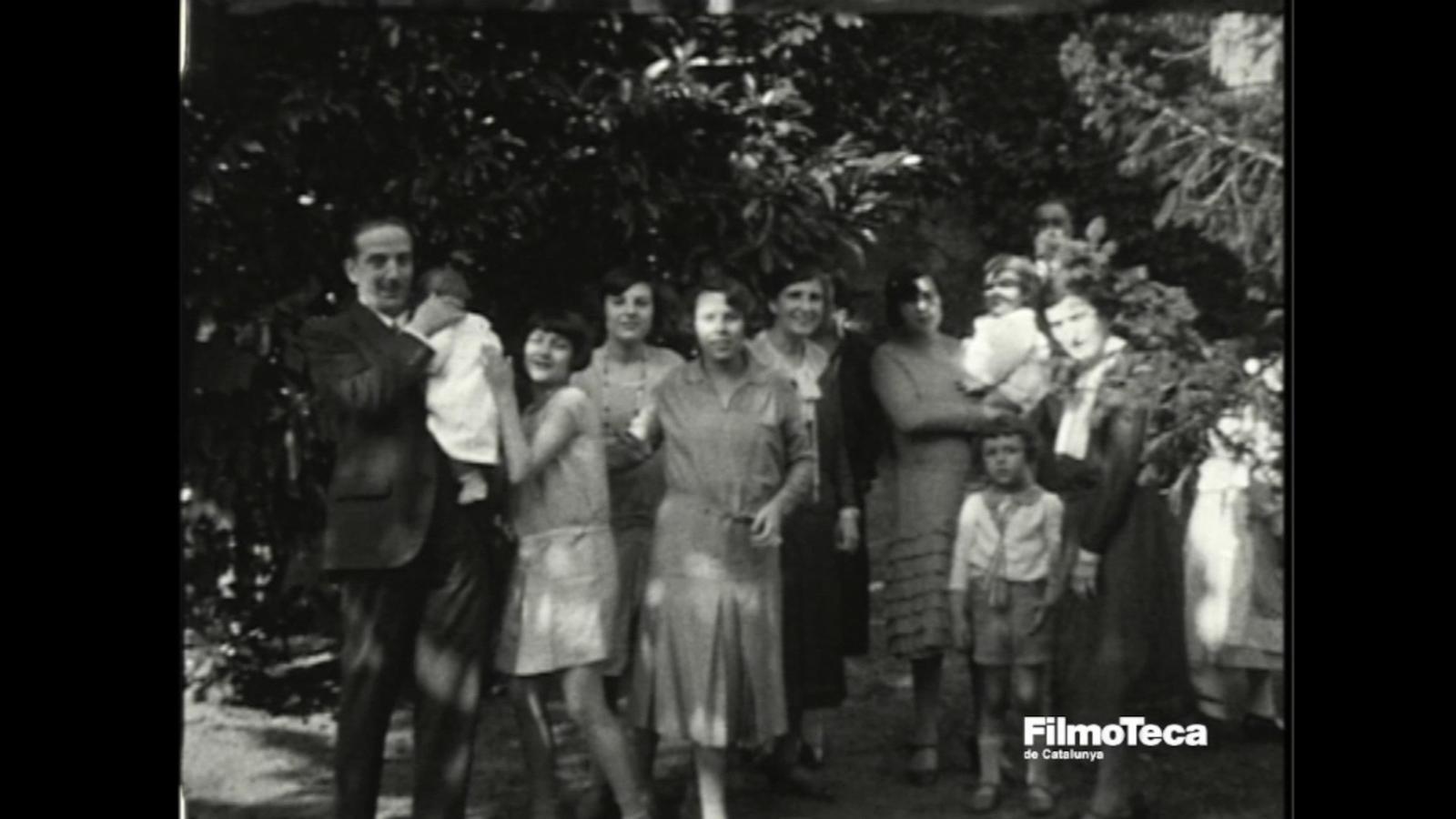 El cinema amateur de l'Eixample de principis del segle XX