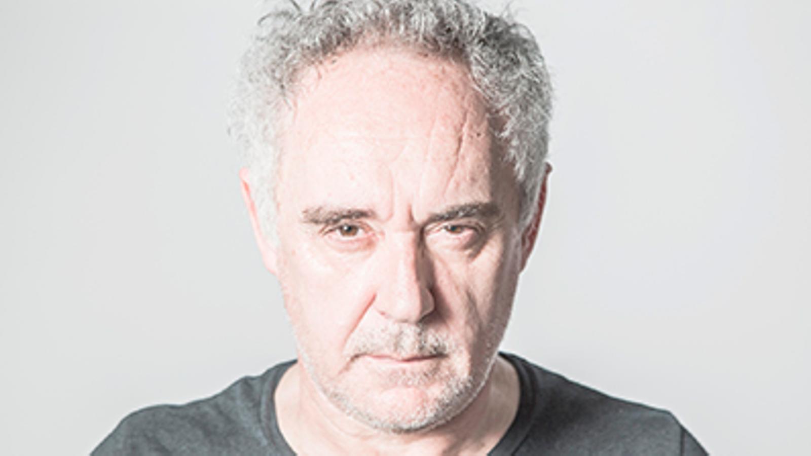 Interactiu especial: Sàpiens, el gran projecte de Ferran Adrià