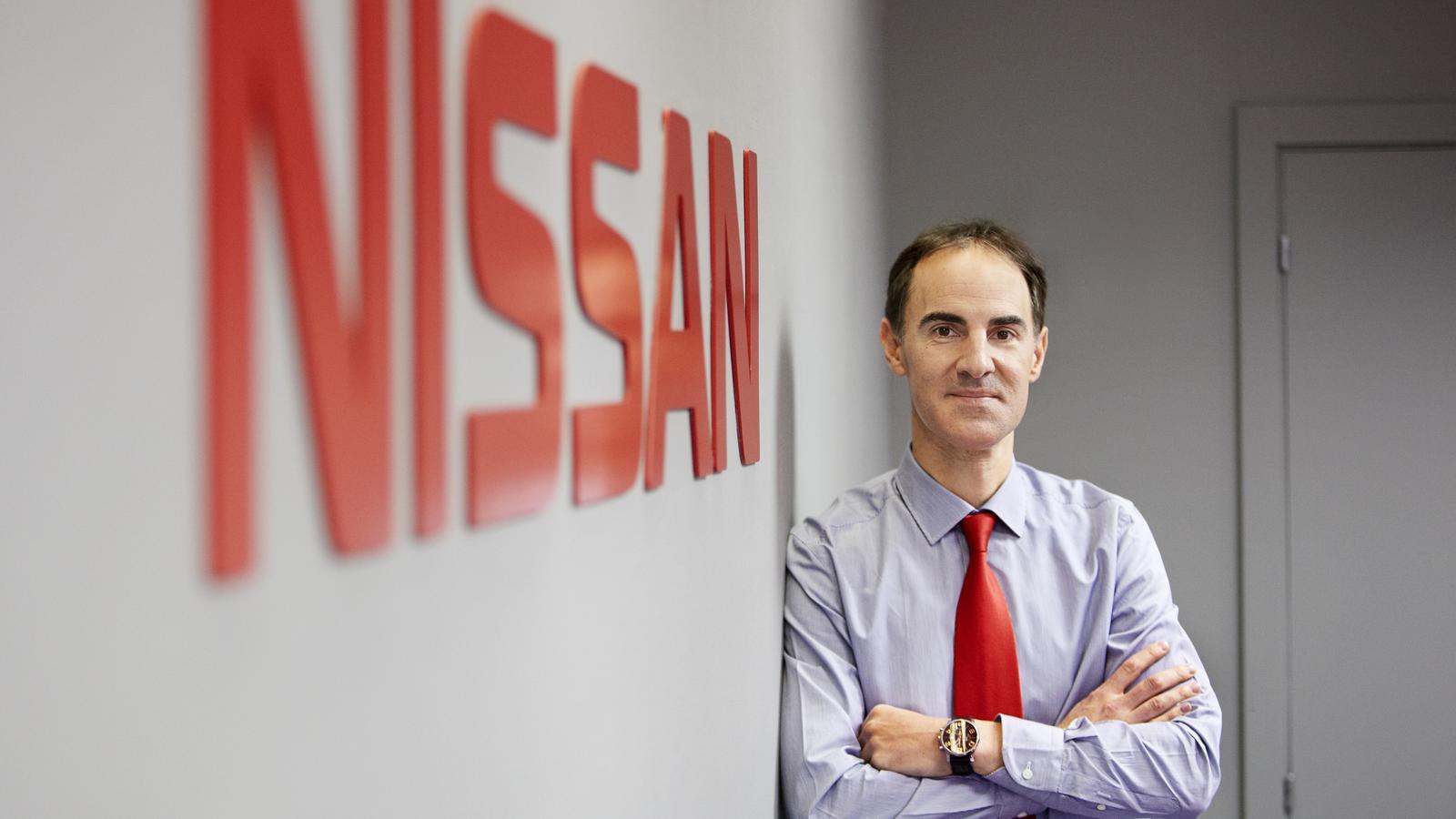 Frank Torres, vicepresident de Nissan a Rússia i responsable de les operacions industrials a Espanya.