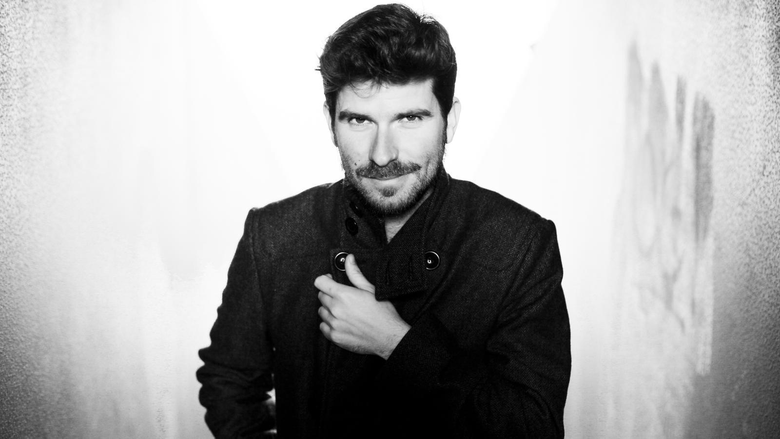 Marco Mezquida en una imatge promocional.