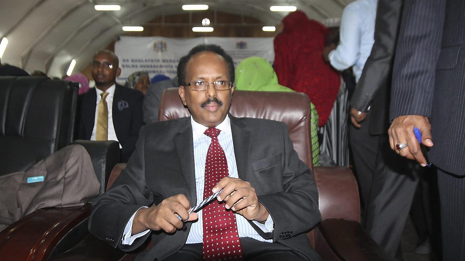 Somàlia escull  el seu president  més democràtic
