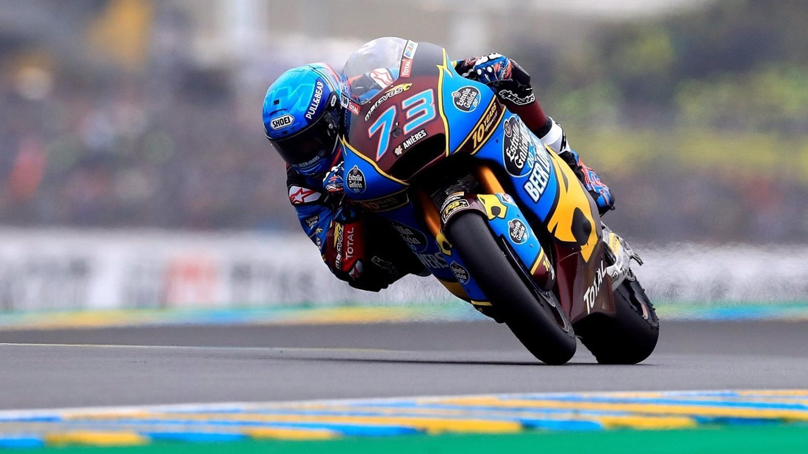 Àlex Márquez ha guanyat a Le Mans
