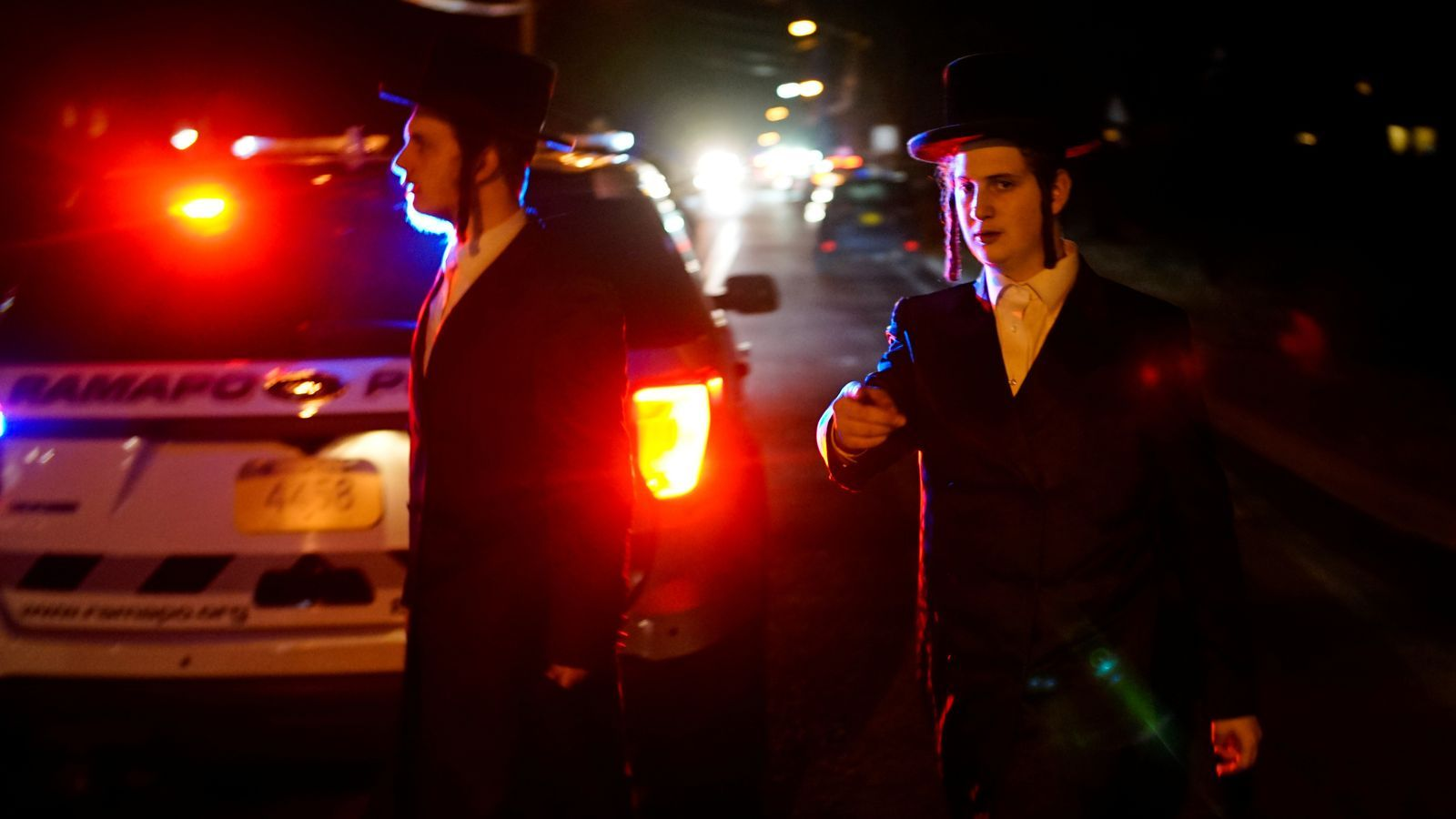 Cinc ferits en un apunyalament múltiple durant una festa de la Hanukkà a l'estat de Nova York