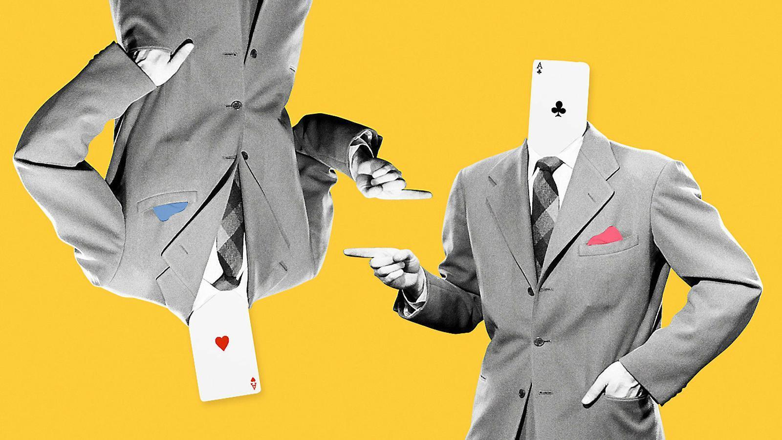 Jugadors de pòquer