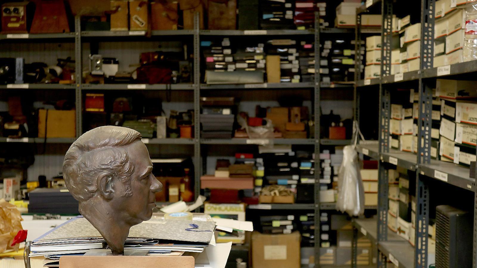 L'Arxiu Planas encara   Espera ajuts públics