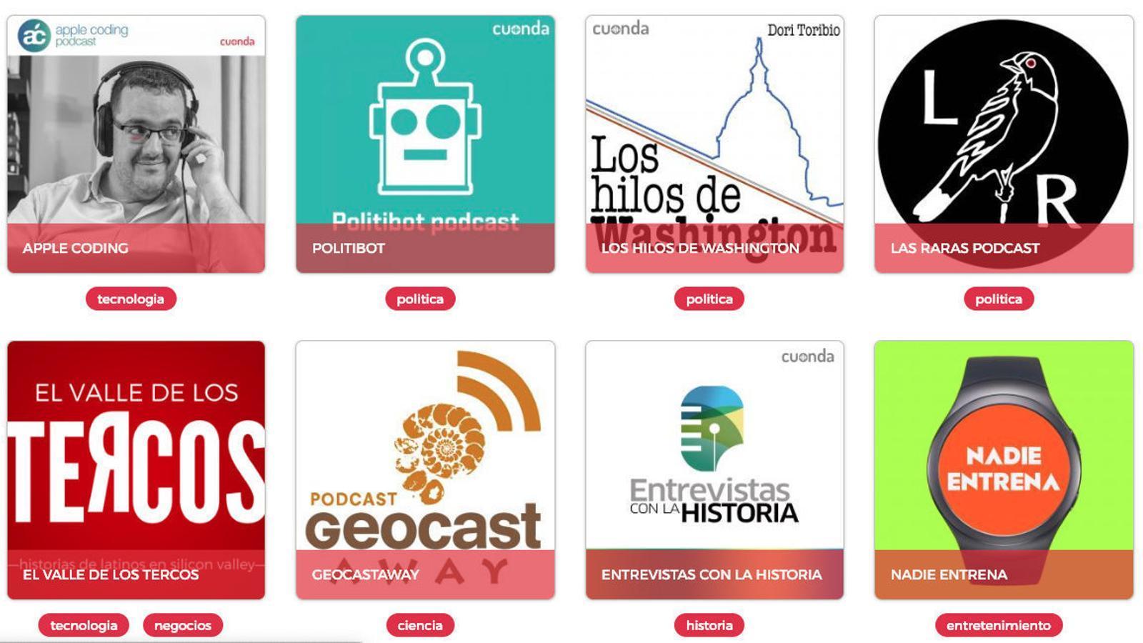 El podcast, un mitjà que torna amb força