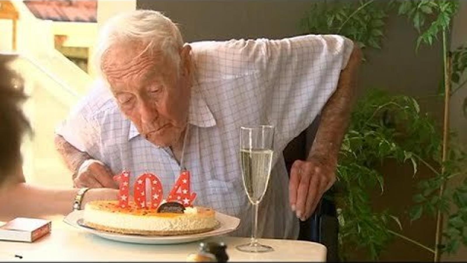 David Goodall, científic de 104 anys demana morir dignament