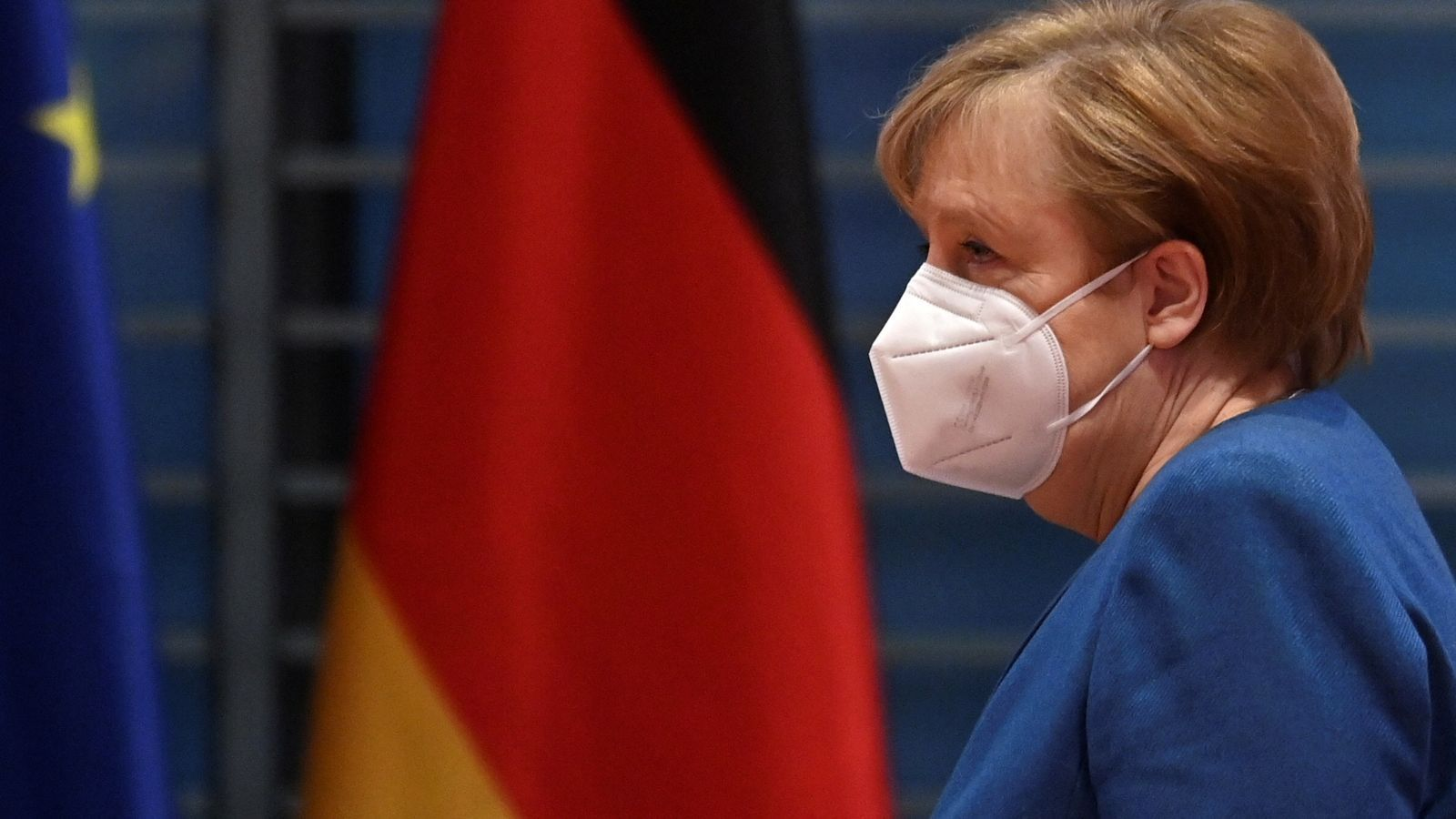 La cancellera alemanya, Angela Merkel
