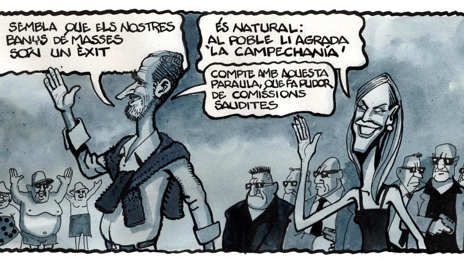 'A la contra', per Ferreres 03/07/2020