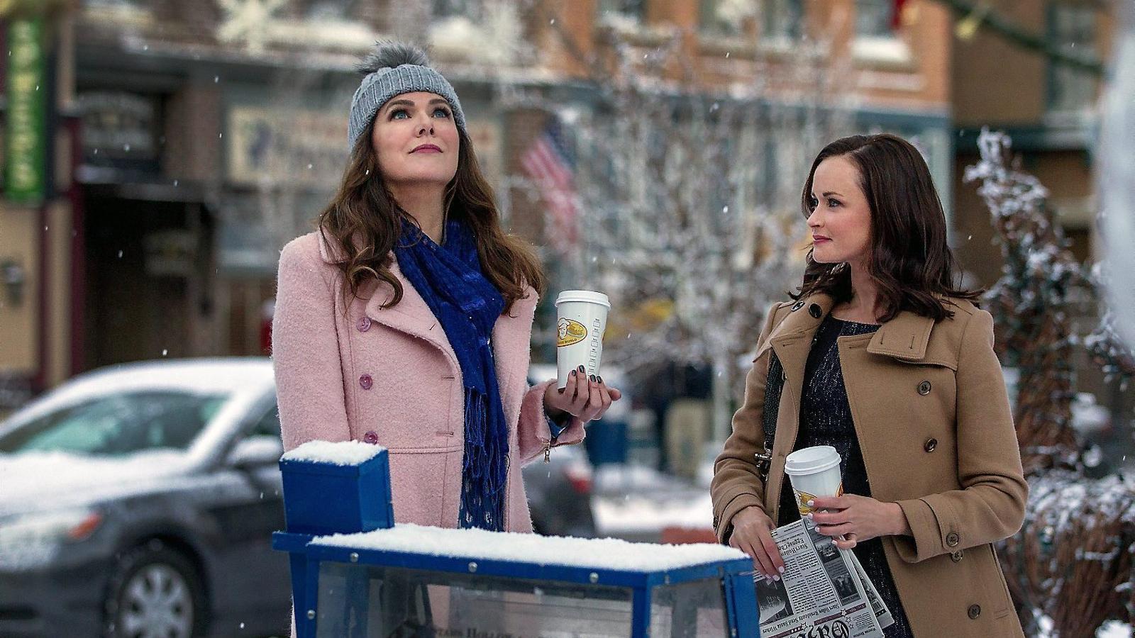 Tràiler de la nova temporada de 'Gilmore girls'