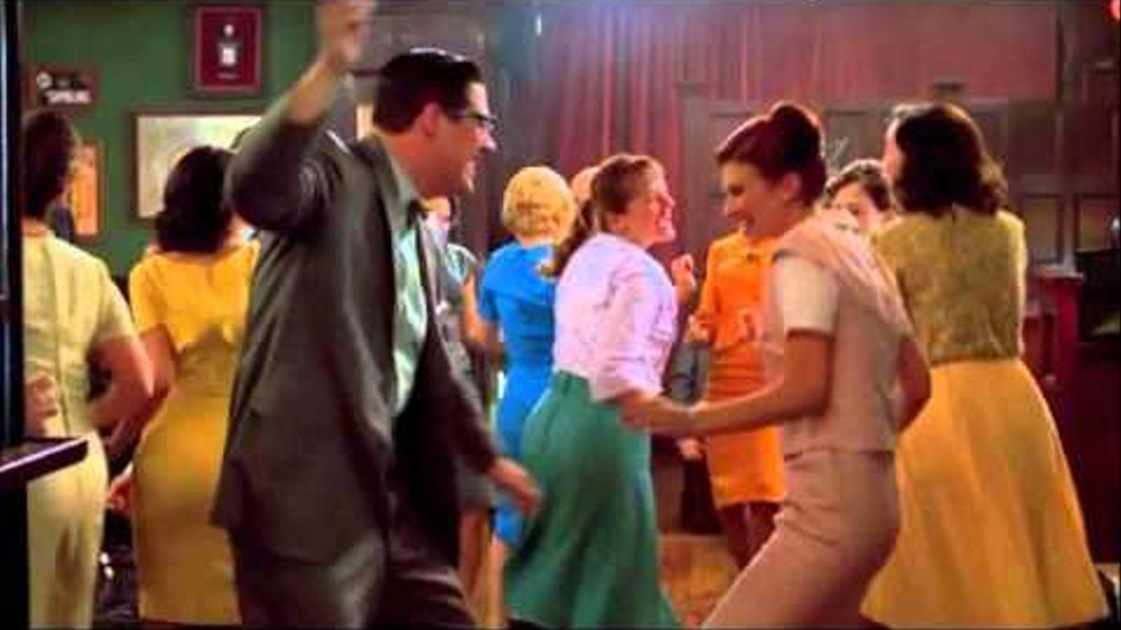 El twist de la Peggy a P.J. Clarke's