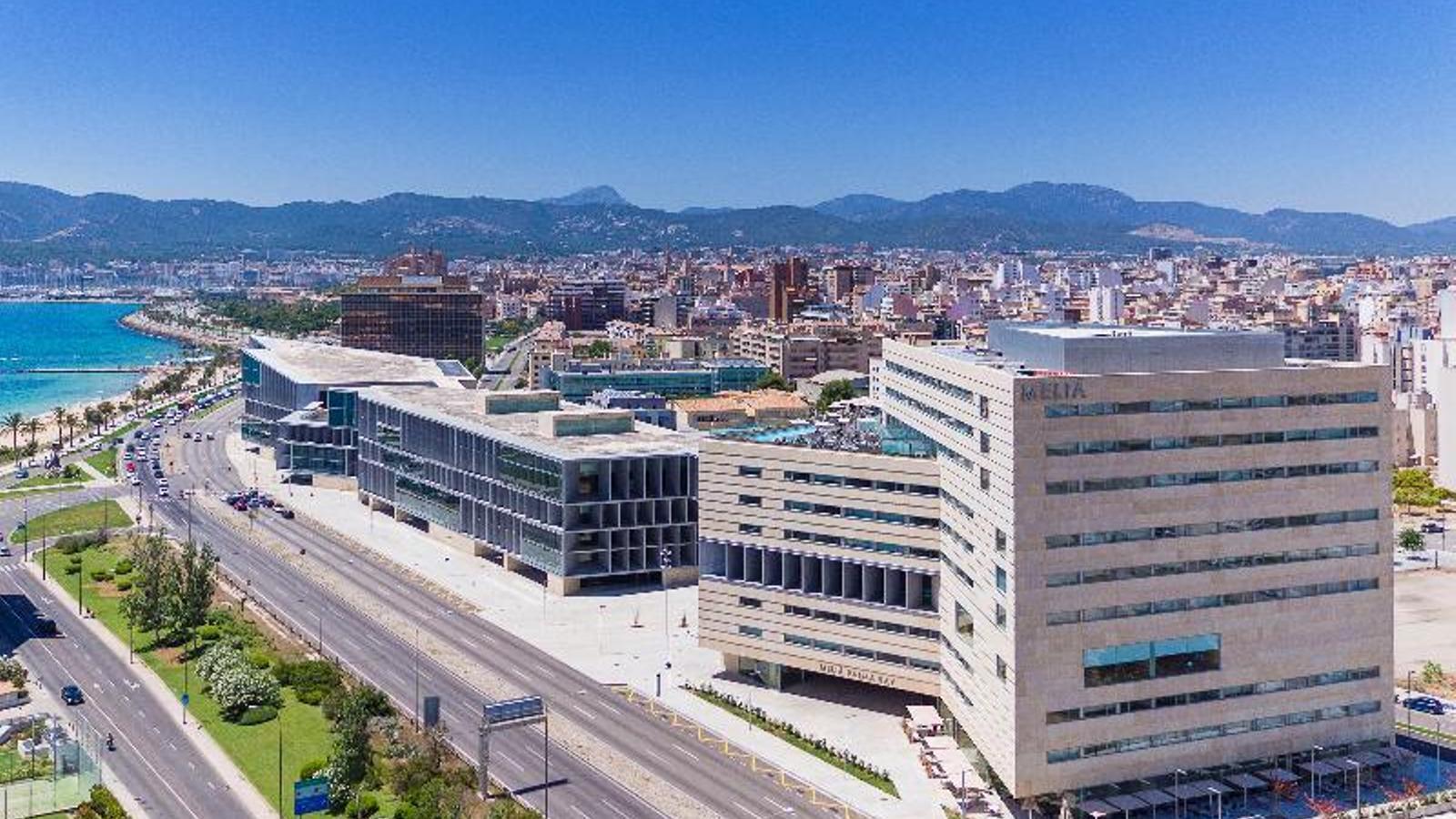 L'hotel Palma Bay rep el primer grup d'infectats per covid-19