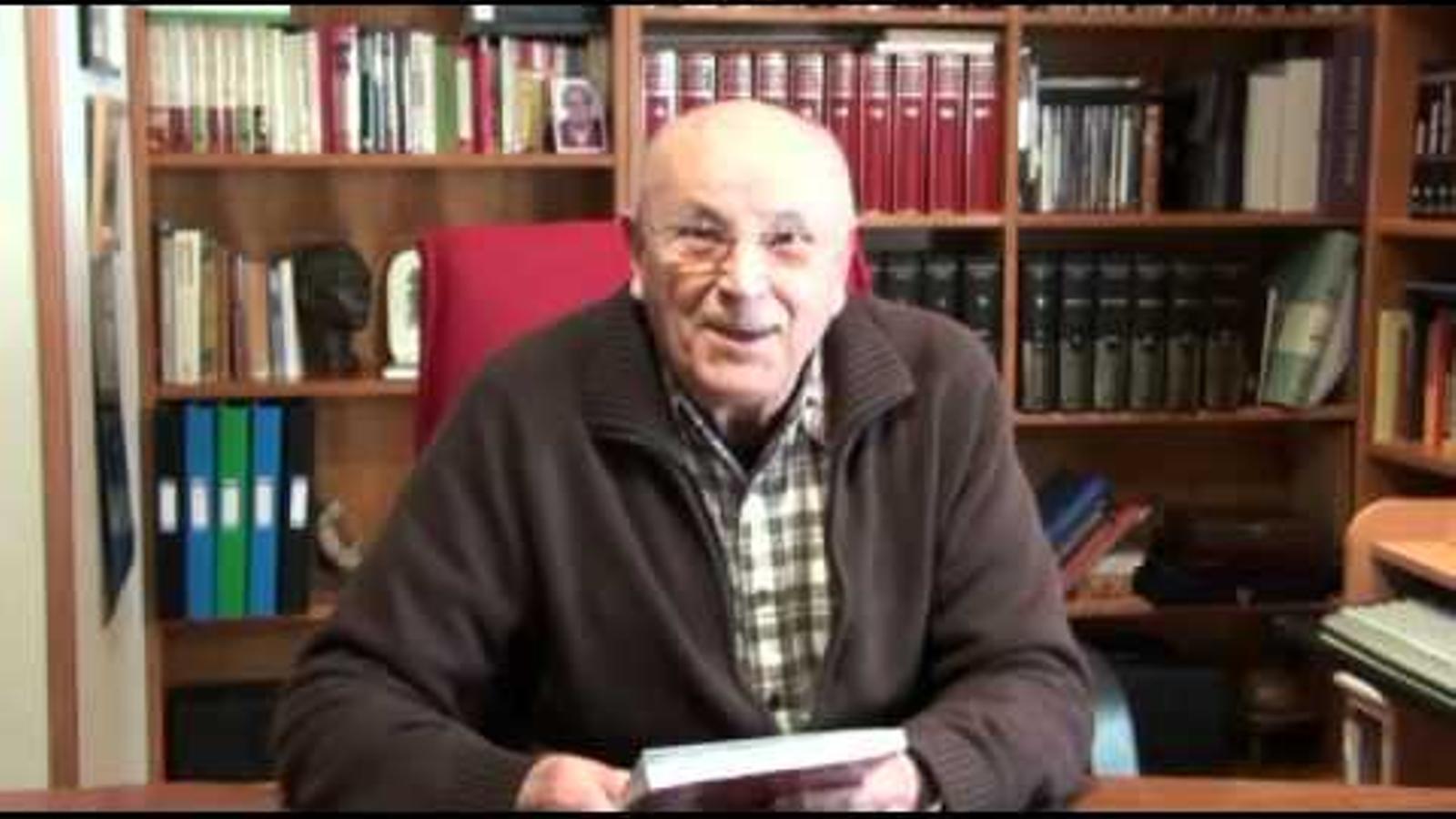 L'escriptor Bernat Capó reflexiona al voltant de la seva obra