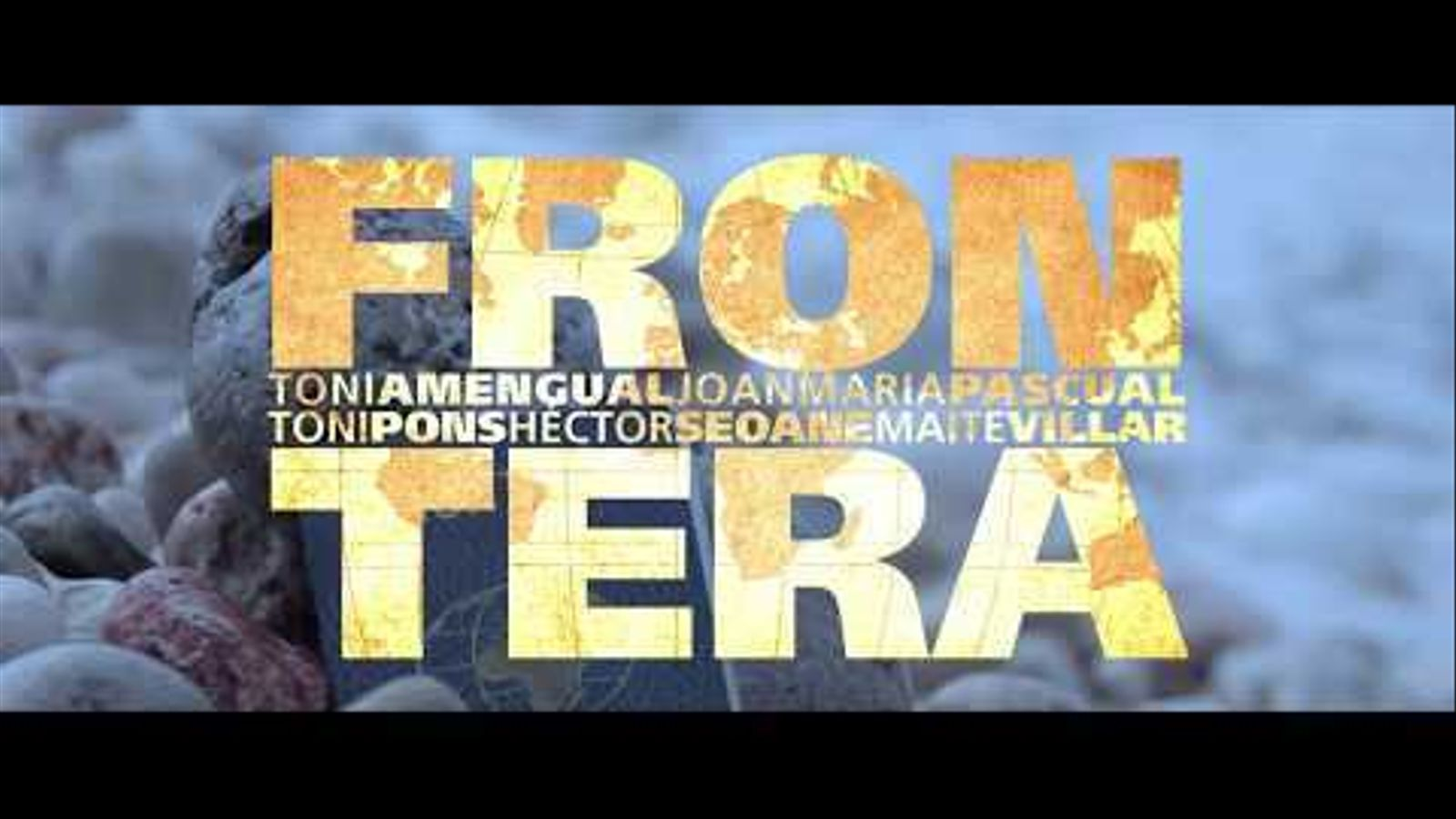 Teaser de l'espectacle 'Frontera' de la Cia Migrants (Mallorca).