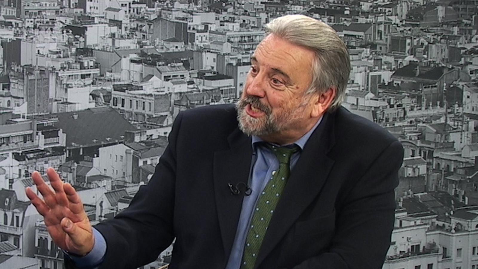 """Dr. Josep Ramon Germà: """"Si demà deixés d'existir la planta de tabac, el 27% de tots els càncers desapareixerien"""""""