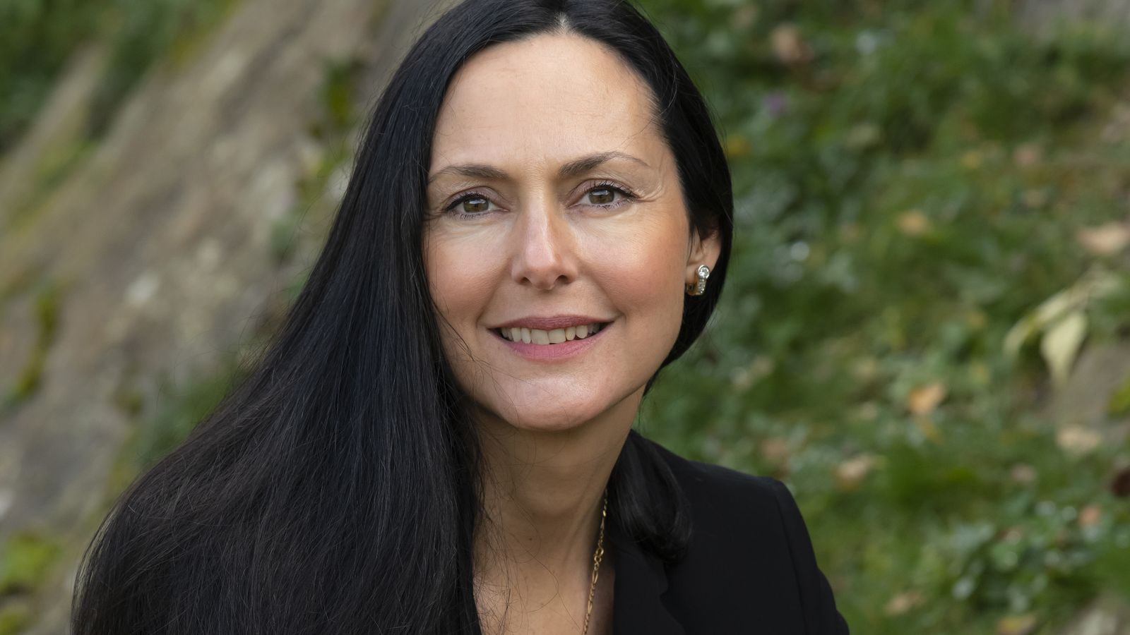 La candidata Olga Molné. / CC