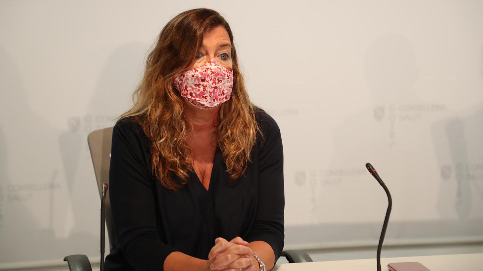 La consellera Patrícia Gómez.